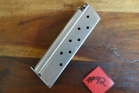 Colt 1911 magazine 40 S&W 8 round stainless factory original MINT OEM .40 40S&W