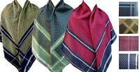 Shemagh Yashmagh Keffiyeh Muslim Arafat Desert Tactical Fashion Scarf Cotton/pol