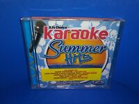 DJ's Choice Karaoke Summer Hits by DJ's Choice (CD, Apr-2003) Brand New! A500