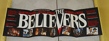 original THE BELIEVERS movie promo advertisement Martin Sheen Robert Loggia