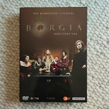 Borgia Director's Cut DVD Box Komplette Staffel 1: 7 DVDs