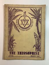 Theosophical and Spiritual literature - The Theosophist March 1945