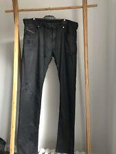 DIESEL BLACK SWEAT PANTS JOGG JEANS SIZE 36/ 34L