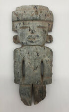 Authentic Teotihuacan Pre-Columbian Stone Figure From Mexico