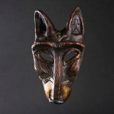 Lillian PittWasco Coyote Bronze Mask