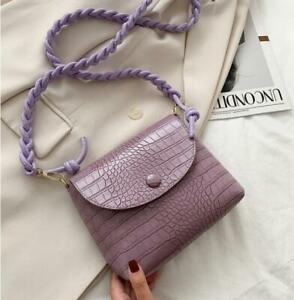 women's Pink one-shoulder satchel messenger bag