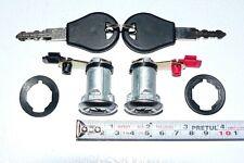 Door Lock Cylinders RH & LH Pair for Old Datsun Models 1970's - 1990's