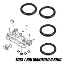 4x HIGH QUALITY INTAKE MANIFOLD RUBBER O-RING GASKETS FORD 1.4 TDCI HDI 1148106