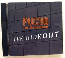 Henry PUCHO Brown & His Latin Soul Brothers The Hideout CD Near-MINT  Aa64