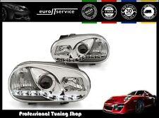 HEADLIGHTS LPVW85 VW GOLF MK IV 1997 1998 1999 2000 2001 2002 2003 DAYLIGHT RHT