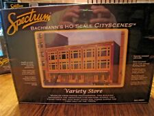 HO SCALE BUILDING KIT - BACHMANN #88004  -  VARIETY STORE