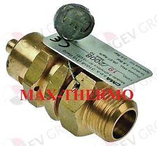 "Astoria-Cma, Cookmax, Wega-CMA safety valve connection 3/8"" triggering pressure"
