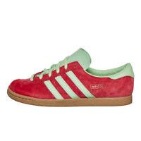 adidas - Stadt Scarlet / Glow Green / Gold Metallic Sneaker Sportschuhe EF9169