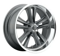 CPP Foose F099 Knuckle wheels 17x7 fits: CHEVY IMPALA CHEVELLE SS