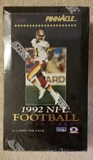 NEW Factory Sealed Score Pinnacle NFL 1992 FOOTBALL TRADING CARDS BOX