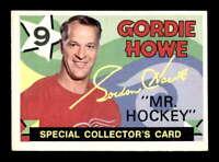 1971 O-Pee-Chee #262 Gordie Howe Retires EX+ X1421774