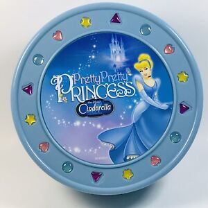 Pretty Pretty Princess Cinderella Game Replacement Jewelry Case and Spinner