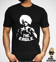 Khabib Nurmagomedov T shirt The Eagle Russian MMA UFC Fighter Mens GYM Tee Top
