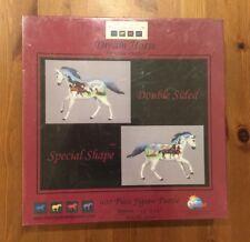 "Dream Horse 900 Pc Jigsaw Puzzle Janee Hughes Sunsout NIB 24"" X 34"" Made In USA"