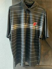 Wisconsin Badgers Under Armour Polo