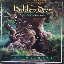 The Hidden Door  by Ted Nasmith   Tolkien-related Music CD   SIGNED by Ted