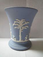 WEDGWOOD JASPERWARE BLUE CUP