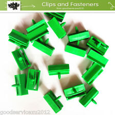 12 x Rocker Panel Door Sill Moulding Clips Fasteners 51718184574 For BMW E36 E46