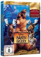Bären Brüder DVD + Soundtrack CD NEU OVP Disney