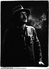 "CAPTAIN BEEFHEART POSTER ""LONDON 1980"""