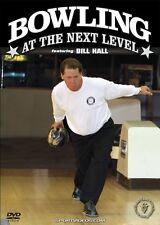 Bowling at the Next Level Instructional DVD - Coach Bill Hall - Free Shipping