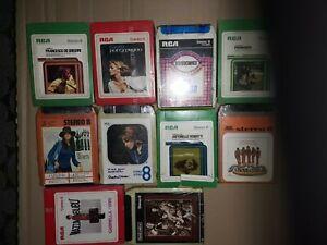 Cassette stereo 8 lotto