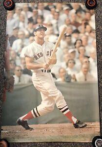 Vintage 1968 Sports Illustrated Poster Carl Yastrzemski Red Sox Ken Regan 2A1
