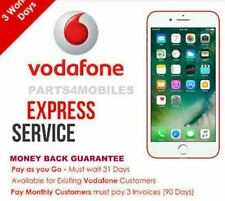 Factory Unlock Service VODAFONE UK For Apple iPhone X XS XS MAX XR