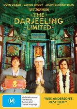 The Darjeeling Limited * NEW DVD * Owen Wilson Bill Murray Natalie Portman