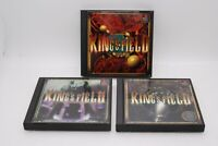 PS1 Game Software KING'S FIELD 1 , 2 & 3 3Games Set Japan import PlayStation1 PS