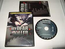My Dear Killer - The Giallo Collection dvd 1971  NTSC REGION 1