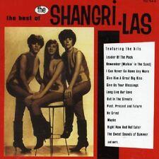 THE SHANGRI-LAS The Best Of (1997) 25-track CD album BRAND NEW