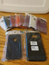Lot of Apple iphone 4 4S Cell Phone cases--8 total cases