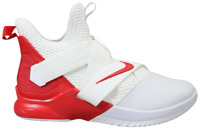 Nike Lebron Soldier XII 12 TB Promo Basketball White/Red Size 17 AT3872-110