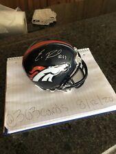 Eddie Royal Autograph Mini Helmet