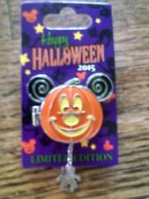 Disney Pins - Halloween 2015 - Pumpkin Mickey - LE 2000