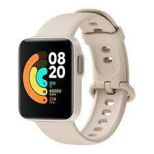 SmartWatch Xiaomi Mi Lite Ivory Bluetooth GPS 5ATM Waterproof Global Smart watch
