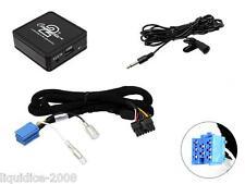 Ctactbt 001 Citroen C8 2003-2005 transmisión inalámbrica Bluetooth teléfono manos libres