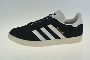 Adidas Originals Gazelle Black BB5476 Men's Trainers Size Uk 8