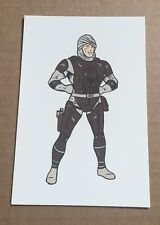 Mike Mitchell May the 4th Boba Fett Signed & Numbered Sold Out 300 Made 4x6 in.