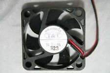 "COOLER MASTER 12VDC 40mm (1.5"") T&T Computer CPU Cooling Fan MW-410M12S 386 486"