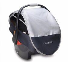 Munchkin neonato Seggiolino Auto Comfort Baldacchino Baby Protezione contro Sole Pioggia