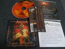 ANGRA / temple of shadows /JAPAN LTD CD OBI