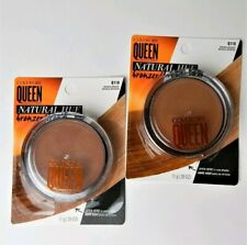 Lot of 2 Covergirl Queen Collection Natural Hue Q110  Brown Bronzer