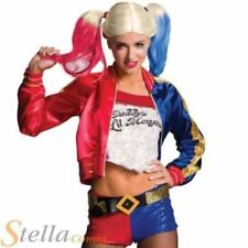 Déguisements rouge pour femme Harley Quinn